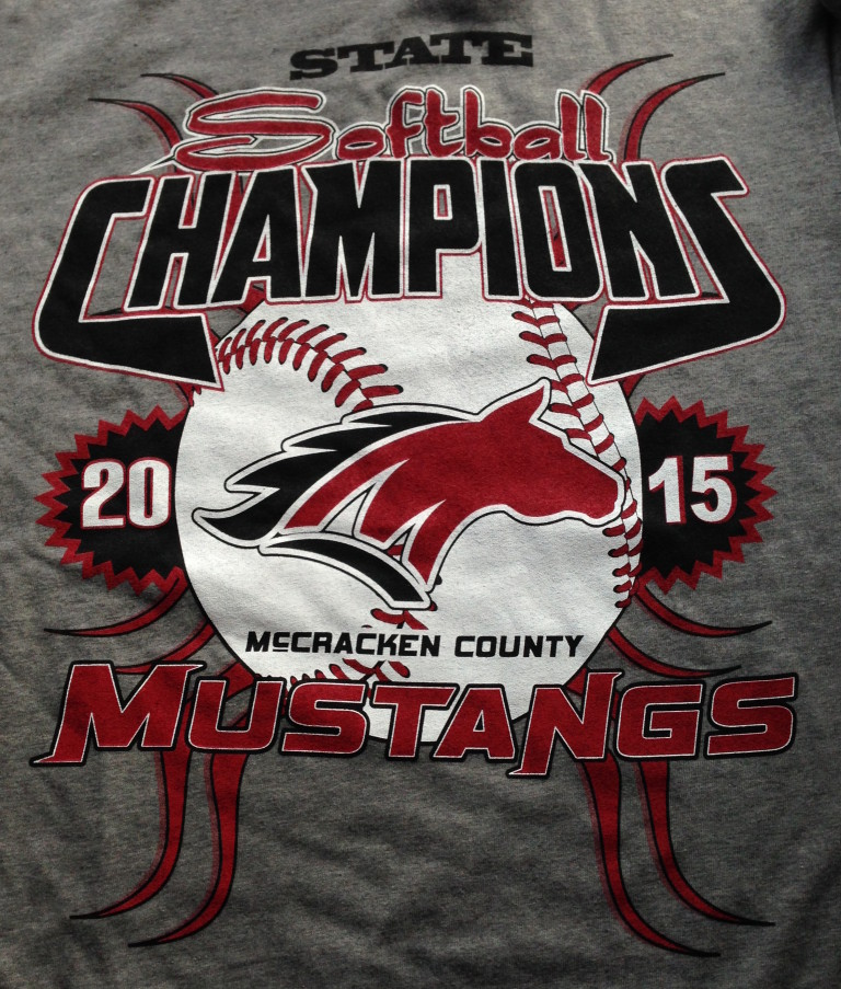 When you play as a team, think as a team and act like a team, you win as a team. Last year, McCracken County's softball team won the Kentucky High School Athletic Association State Softball Championship.