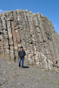 As part of my study abroad course, we toured Giant's Causeway in County Antrim, Northern Ireland.