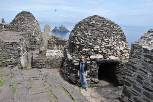 My journey to Northern Ireland and the Republic of Ireland included a journey to the Skellig Islands, including the monastery at Skellig Michael.